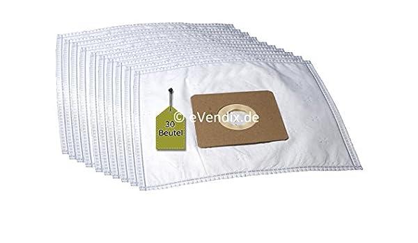 30 Bolsas de aspiradora para Taurus Vitara 3000 | 3 capas bolsa ...