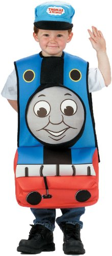 Thomas The Tank Engine Classic Costume - Toddler Large ()