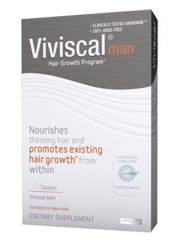 Viviscal Hair Nutrient Hair Loss Vitamins for Man …