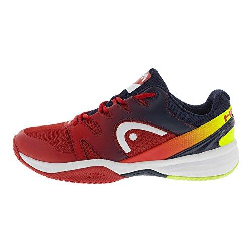 Head Sprint Junior 2.0, Zapatillas de Tenis Unisex Niños -