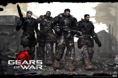 gears of war poster - 6
