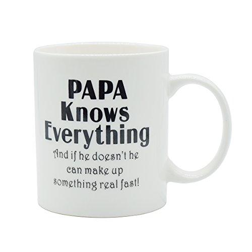 Papa Mug Porcelain Everything something product image