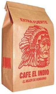Café El Indio Extra Fuerte / Coffee Extra Strong 16 oz - 8 Pack