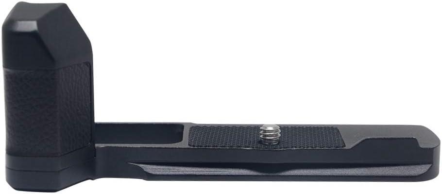 mcoplus Venidice VD-ECG4 Metal Hand Grip Bracket Holder for Olympus PEN-F+Venidice cloth