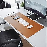 Mouse Pad Desk Pad Max em Couro Ecologico 90x40cm - WORKPAD (Caramelo)