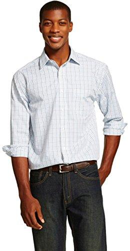 Mercer Street Studio Men's Button Down Dress Shirt (16.5