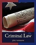 Criminal Law (MindTap Course List)