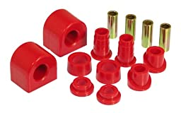 Prothane 7-1151 Red 24 mm Front Sway Bar Bushing Kit