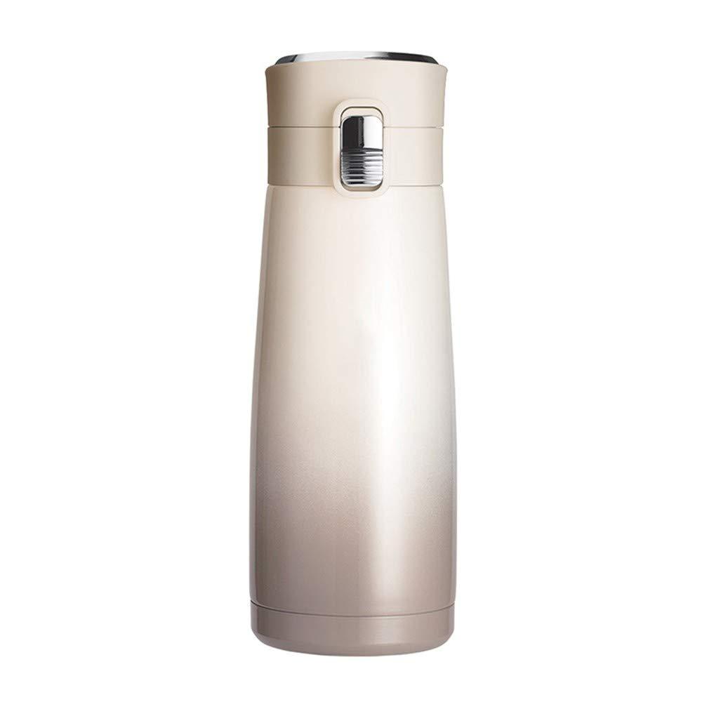 FSFDLK Thermosbecher Tragbarer Wasserbecher Aus Edelstahl-Isolierbecher B07MMYD8W6 | Moderne und stilvolle Mode