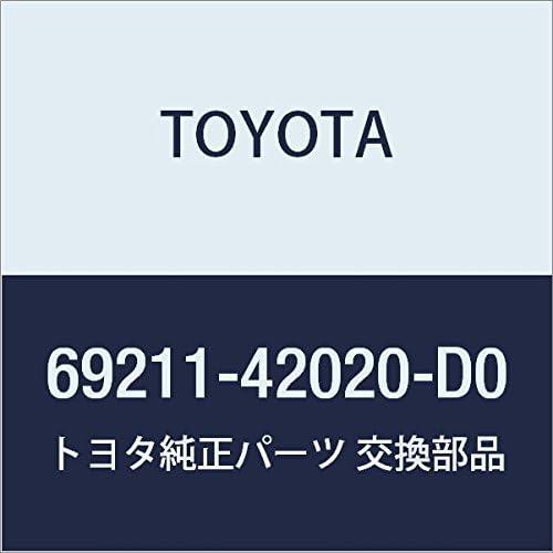 Genuine Toyota 69211-42020-D0 Door Handle Assembly