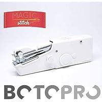 BOTOPRO - Magic Stitch, la máquina de coser portátil, puntada rápida para todo tipo de telas - Anunciado en TV