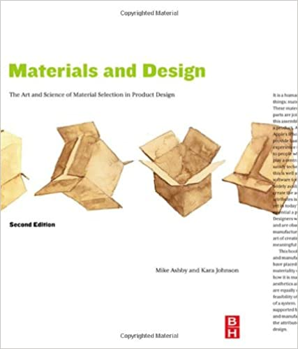 Materials and Design, Second Edition: The Art and Science of