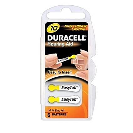 Review Duracell Hearing Aid Batteries