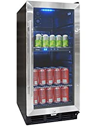 Vinotemp VNTVT-BC32SB-ID VT-32 Beverage Cooler with Interior Control Panel