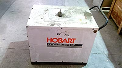Hobart 6045Cv, Excel-Arc Mig Welder, 450Amps, 38V, 1.0Kva, Line Volts: 6045Cv