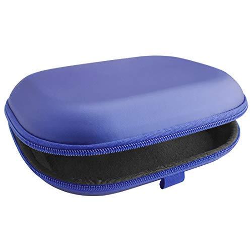Headphones case for SONY MDR-ZX100, ZX300, ZX310, ZX400, XB200, ZX102DPV Headphone Carrying Case/Bag (Blue)