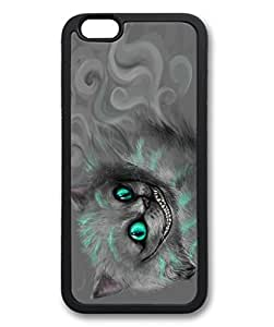 JHFHGVH Case for iPhone 6 TPU, Cheshire Cat Stylish Durable Case for iPhone 6 TPU