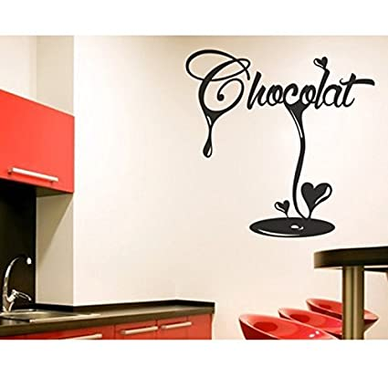Vinilos Decorativos Para Salon Comedor   Kililaya Creative Sala De Coccion Adhesivo De Pared Home