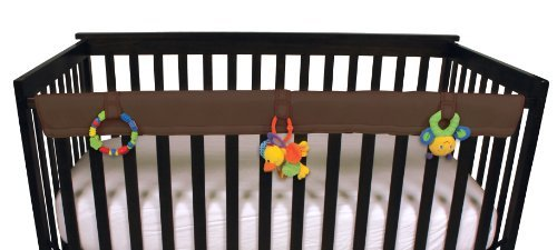 Leachco Easy Teether Soft & Padded Crib
