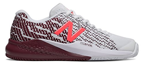 ポケット快適却下する(ニューバランス) New Balance 靴?シューズ レディーステニス 996v3 White with Oxblood ホワイト オックスブラッド US 5 (22cm)