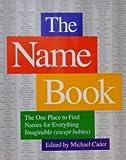 Name Book, , 0836235738