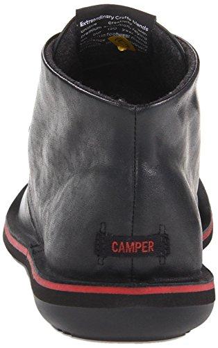 Camper Beetle 36530, Stivaletti, Uomo nero