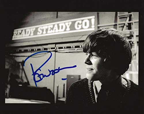 Herman Signed Photo - Peter Noone of Herman's Hermits REAL hand SIGNED 8x10
