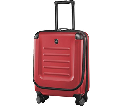 Victorinox Spectra 2.0 Expandable International Carry-On Hardside Spinner Suitcase, 21-Inch, Red from Victorinox