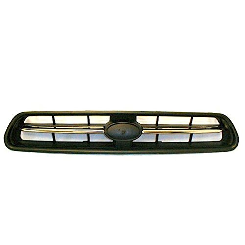 Partomotive For 00-02 Legacy Brighton Sedan Front Grill Grille Assembly SU1200118 91121AE010US