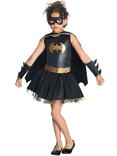 Rubie's Justice League Child's Batgirl Tutu Dress - Medium -