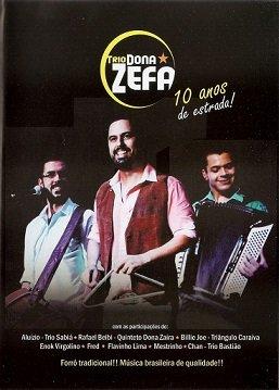 musicas trio dona zefa