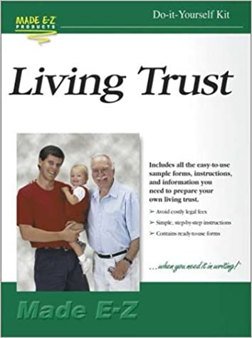 Buy living trust do it yourself kit book online at low prices in buy living trust do it yourself kit book online at low prices in india living trust do it yourself kit reviews ratings amazon solutioingenieria Images