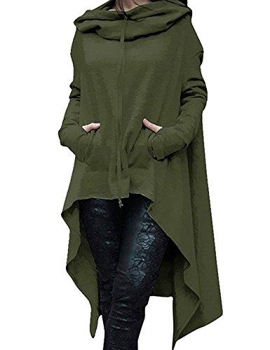 Green Black Striped Hoodie - 2