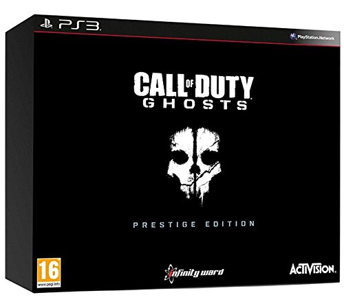 Call of Duty Ghosts Exclusive Prestige Edition (PS3)