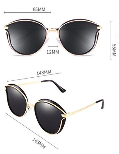 Ms Lunettes B C Fashion Polarisées de Soleil Soleil Drive Lunettes Lunettes de personnalité Couleur rEwrxqZ1