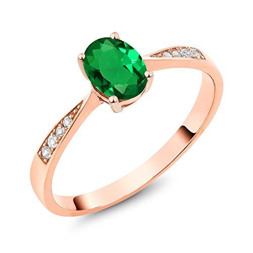 0.66 Ct Green - 3