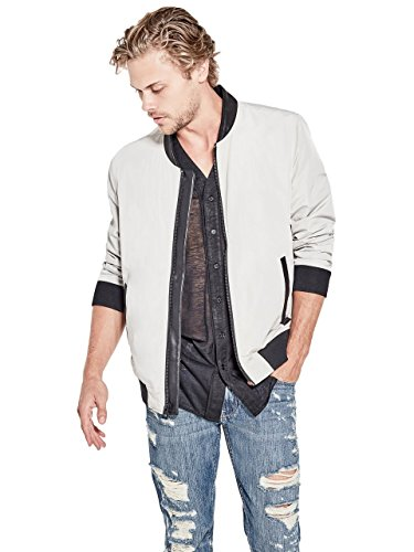 GUESS Men's Callan Bomber - Guess Men Sale