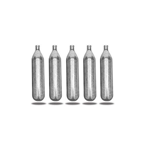 Salt CO2 Cylinders for The Self Defense Pepper Spray Gun