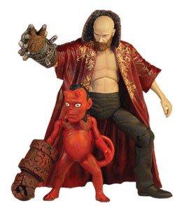 Hellboy Movie Series Rasputin & Baby Hellboy Figure 2-Pack