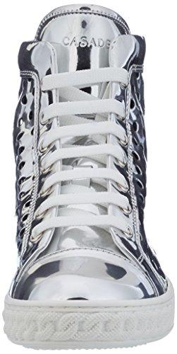 Casadei Damen 2x906 High-top Silber (argento)