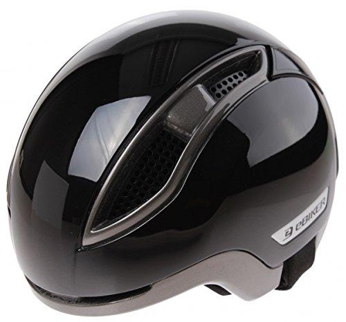 Cycle Tech 59-60 E-Bike Helm schwarz Größe 59-60 Tech cm f7a79d