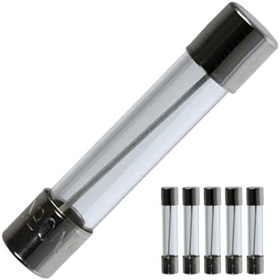 Digital Multi Meter Fuse FF10A 600V Fast Acting Ceramic Fuse 6.3 x 32mm 2 Pack