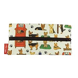 Selina-Jayne Yorkshire Terrier Limited Edition Designer Pencil Case 1
