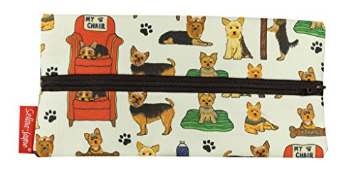 Selina-Jayne Yorkshire Terrier Limited Edition Designer Pencil Case