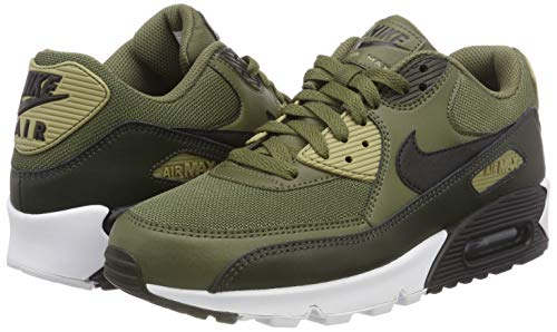 201 Gymnastique Noir Vert 90 olive Max Neu Sequoia Nike Air Essential Chaussures Moyenne Hommes De x6qB0wf