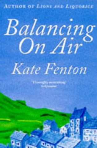 book cover of Balancing on Air
