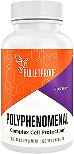 Bulletproof Polyphenomenal 2.0, Protective Polyphenols to Defend Against Free-Radicals (120 Count)