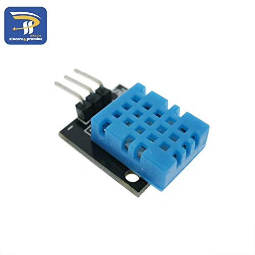 Price comparison product image Fevas Smart 3pin KY-015 DHT-11 DHT11 Digital Temperature and Relative Humidity Sensor Module + PCB for Arduino DIY Starter Kit