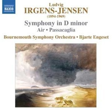 Price comparison product image Jensen: Symphony In D Minor / Passacaglia / Air by Bournemouth Symphony Orchestra (2011-09-27)