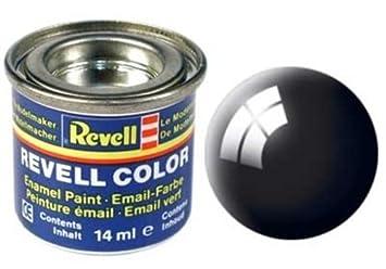 Glänzend Ral 9005 14 Ml-dose Spielzeug Bau- & Konstruktionsspielzeug-sets Revell 32107 Schwarz